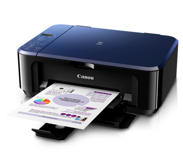 Canon PIXMA E510 (All-in-one) Printer