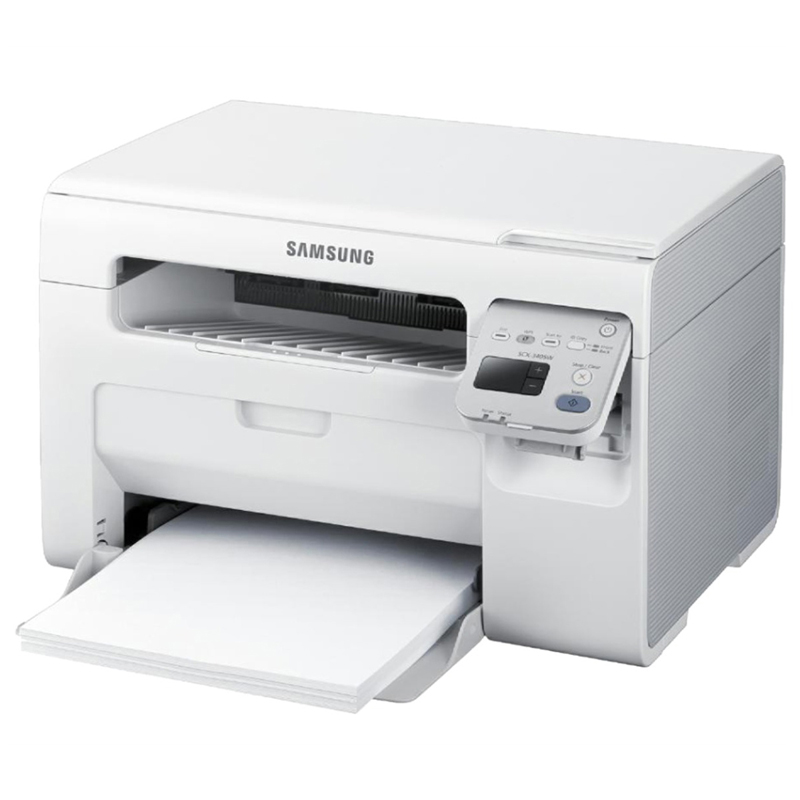 Samsung SCX-3405FW (All-in-one) (Print, Copy, Scan, Fax, Wireless) Laser Printer